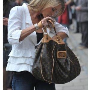 Auth Louis Vuitton Galliera Pm Hand Bag #1352L38